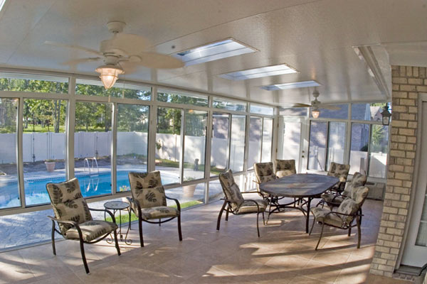 Metairie sunroom builders