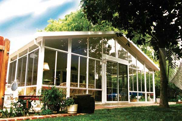 metairie sunroom additions